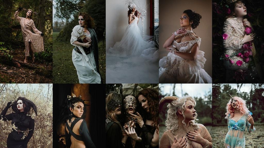 Capturing Magic: Fantasy Photo Art (Iceland Edition)