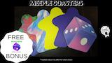 Meeple Coasters thumbnail