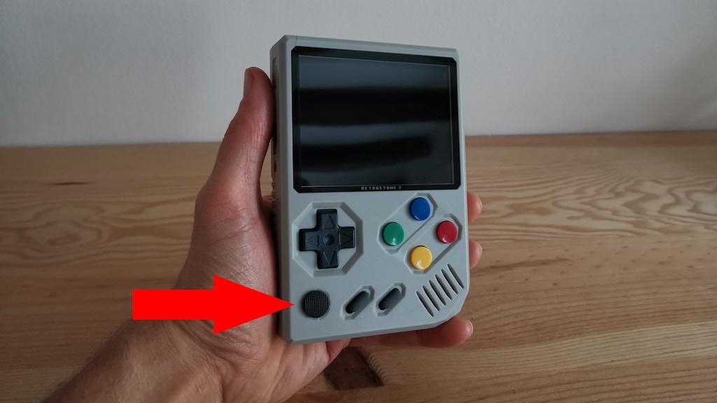 RetroStone 2 - Joystick version - RetroGaming Console project video thumbnail