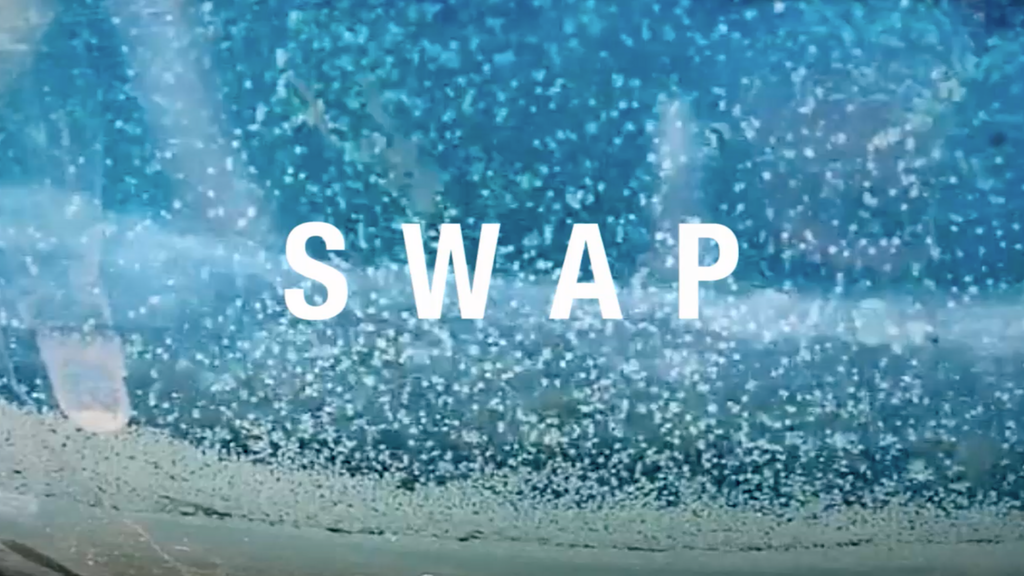 SWAP Collaboration between Kasia Wozniak and Lucie Gledhill project video thumbnail