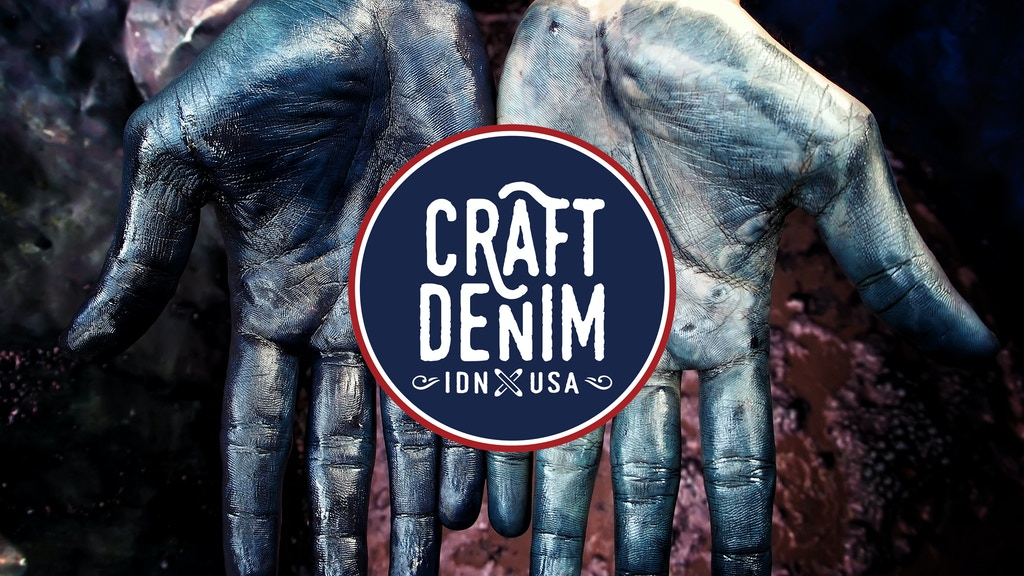 Craft Denim Clean Custom Jeans project video thumbnail