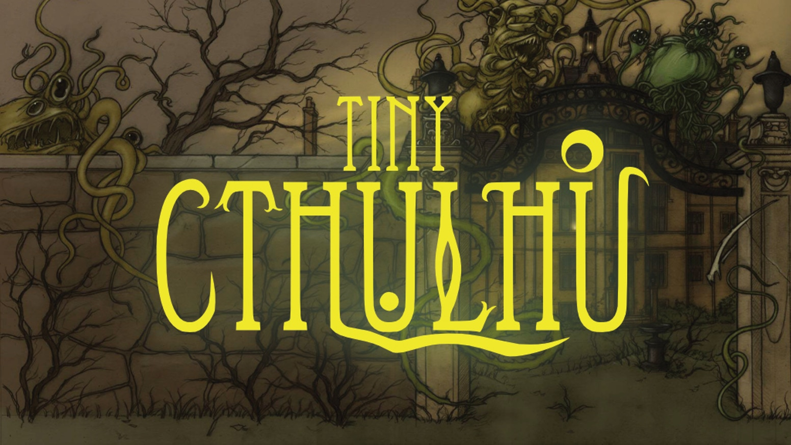 Cosmic Horror meets the minimalist TinyD6 RPG system in Tiny Cthulhu!