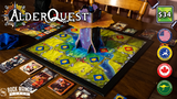 AlderQuest - A Wintry Mix of Area Control and Match-3 thumbnail