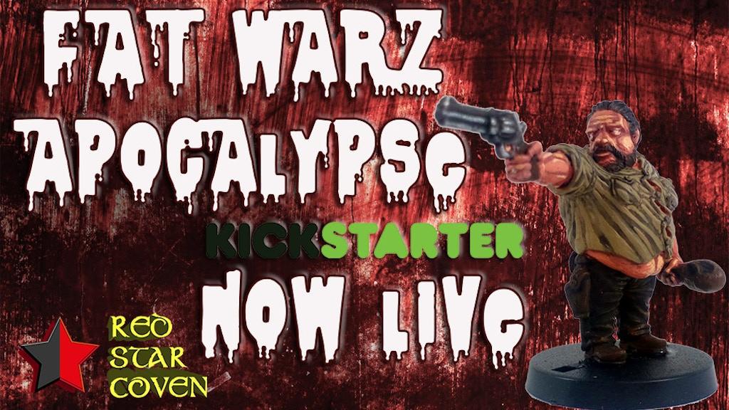 Project image for Fat Warz Apocalypse (Canceled)