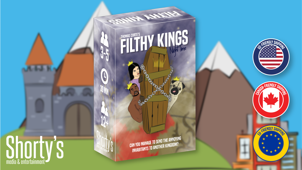 Filthy Kings - A Card Game