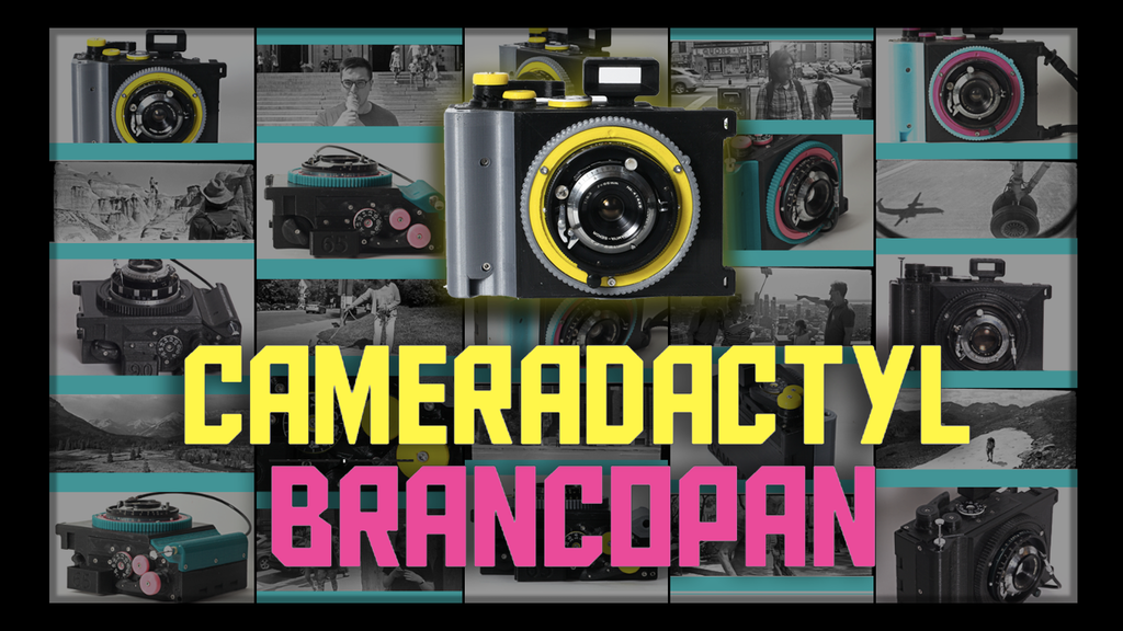 The CAMERADACTYL Brancopan project video thumbnail