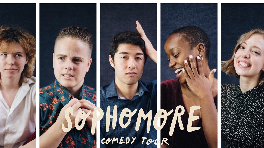 SOPHOMORE COMEDY TOUR project video thumbnail