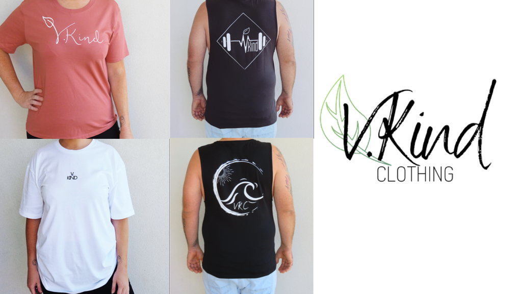 Project image for V.Kind Clothing