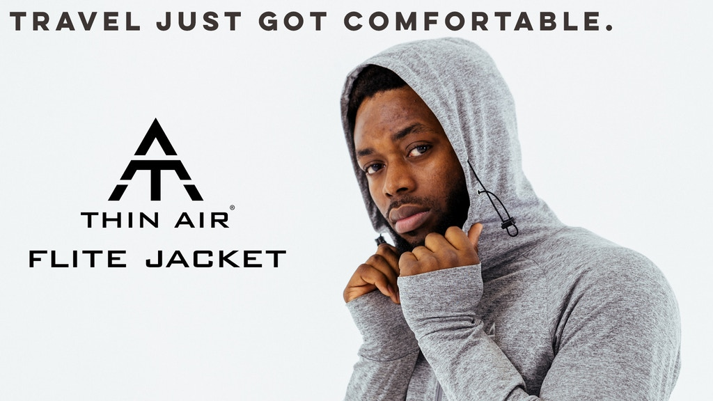 Thin Air Flite Jacket project video thumbnail
