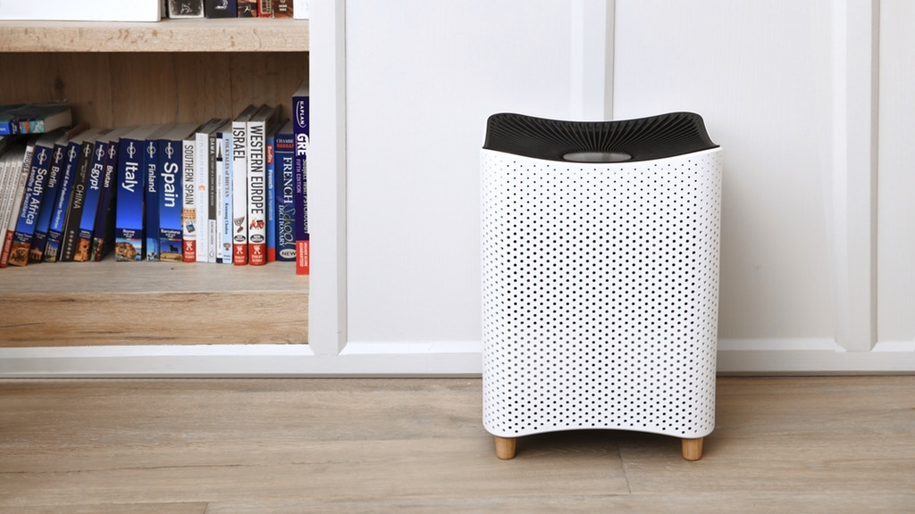 Mila: A smarter, more thoughtful air purifier project video thumbnail