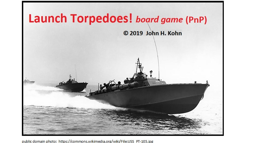 Launch Torpedoes! (PnP) project video thumbnail