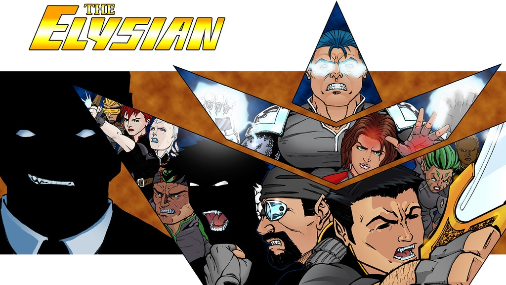 The Elysian Volume 1 project video thumbnail