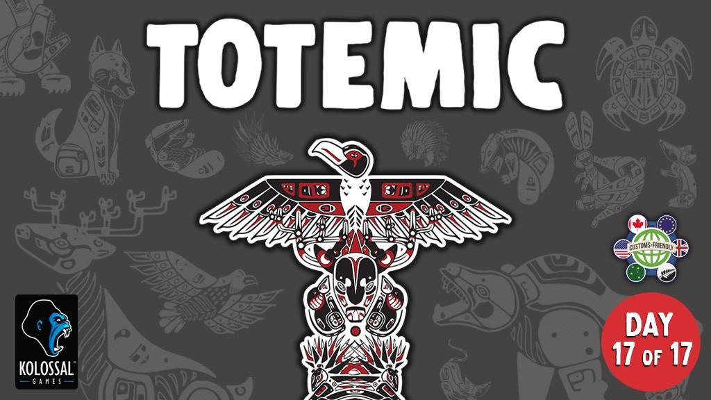Totemic project video thumbnail
