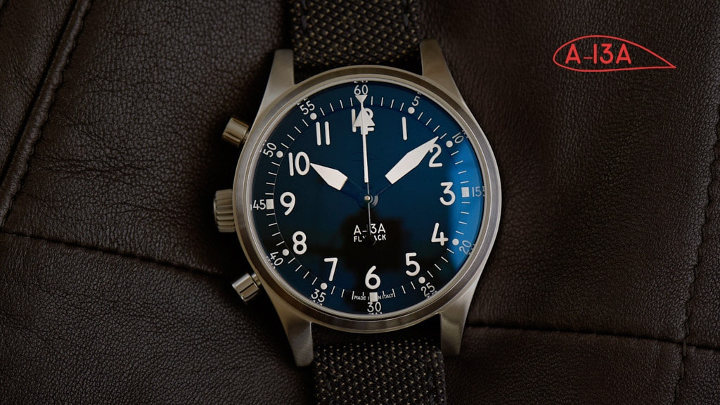 Project image for A-13A Pilot Watch