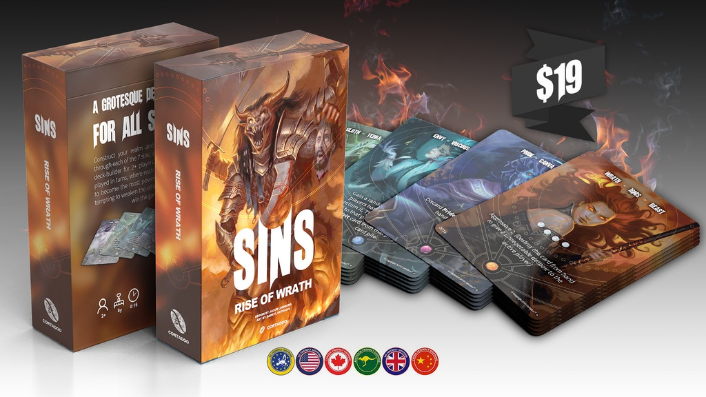 Choose your own path in this small action-packed deck-builder for up to 6 players or solo. Plays in 10 min per player.