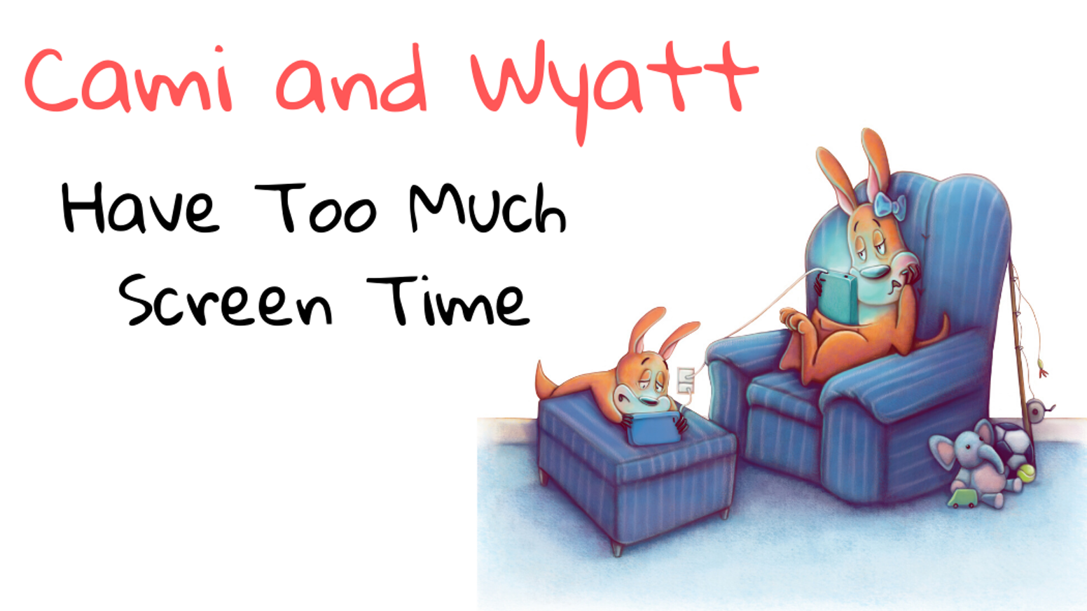 "Cami and Wyatt are back in the third book in the ""Cami Kangaroo and Wyatt Too"" series."