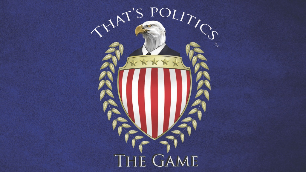 That S Politics The Original Game Of Political Satire By Sol