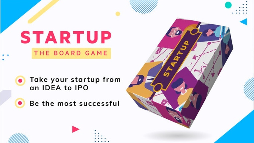 Startup : The Board Game for 'Entrepreneurs' project video thumbnail