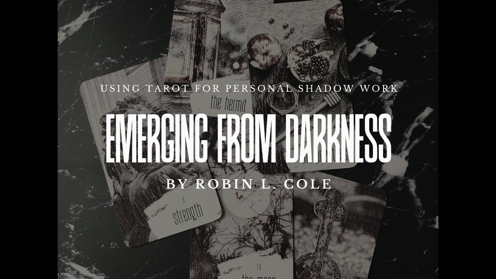 Emerging from Darkness Tarot project video thumbnail