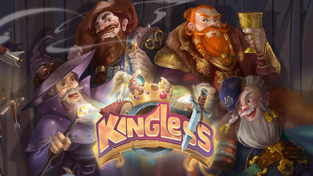 Kingless project video thumbnail