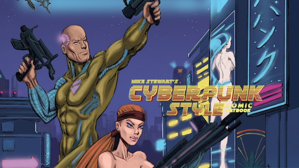 Cyberpunk Style project video thumbnail