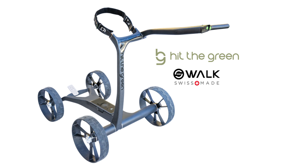 Smart Golf e-Trolley S-Walk