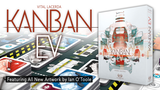 Kanban EV by Vital Lacerda with Artwork by Ian O'Toole thumbnail