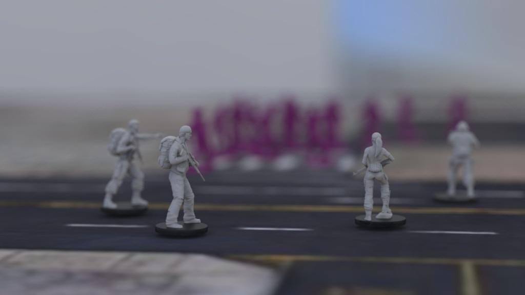 Alpha Team - A Zombie Apocalypse Paramilitar Survivor Team project video thumbnail