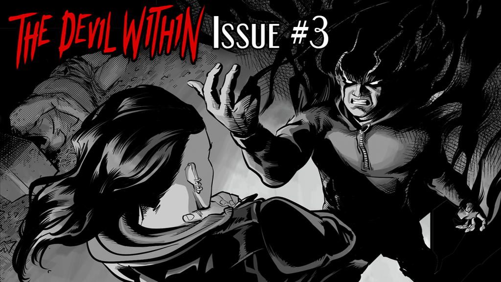 The Devil Within Issue #3 project video thumbnail