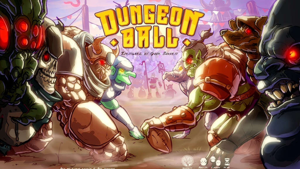 Dungeon Ball project video thumbnail