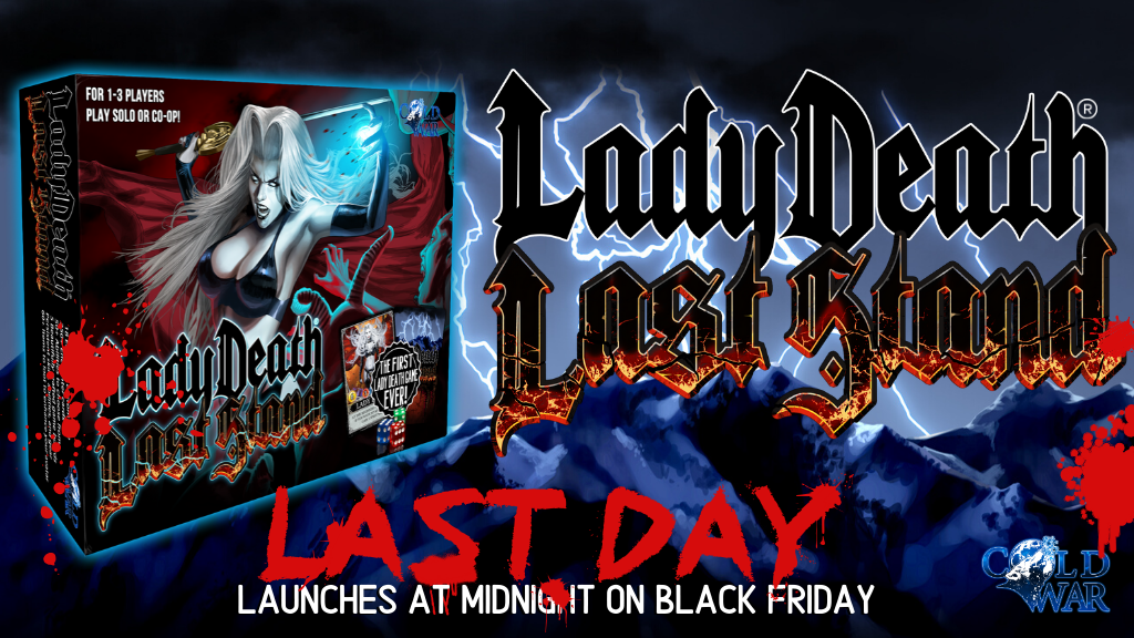 Lady Death: Last Stand project video thumbnail