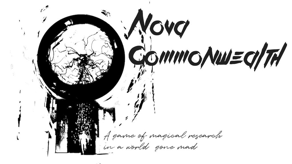 Nova Commonwealth RPG project video thumbnail