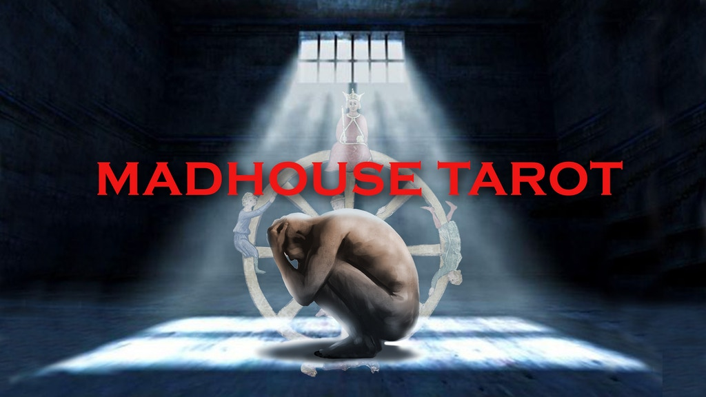 Madhouse Tarot Deck project video thumbnail