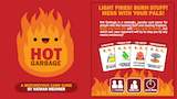 HOT GARBAGE: A strategic, punchy card game for pyros! thumbnail