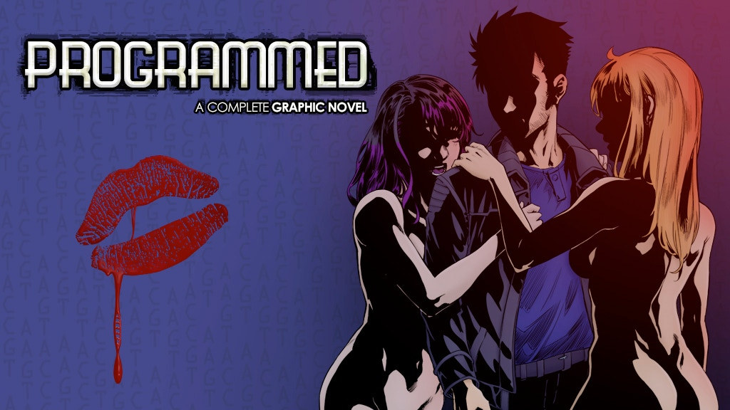 Programmed: a Complete Graphic Novel