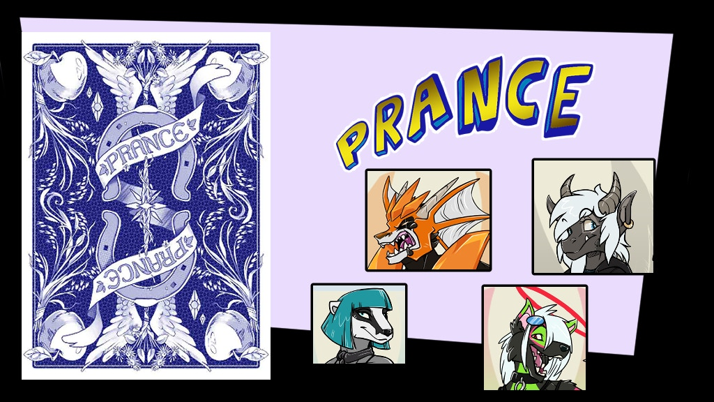 Furry Prance project video thumbnail