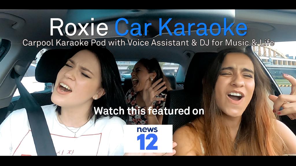 Roxie (NEW) Karaoke Car Entertainment project video thumbnail