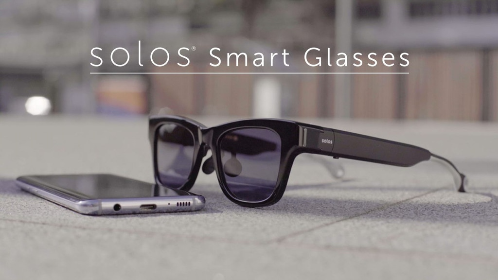 Solos Smart Glasses: Wellbeing & Fashion Styles All in One