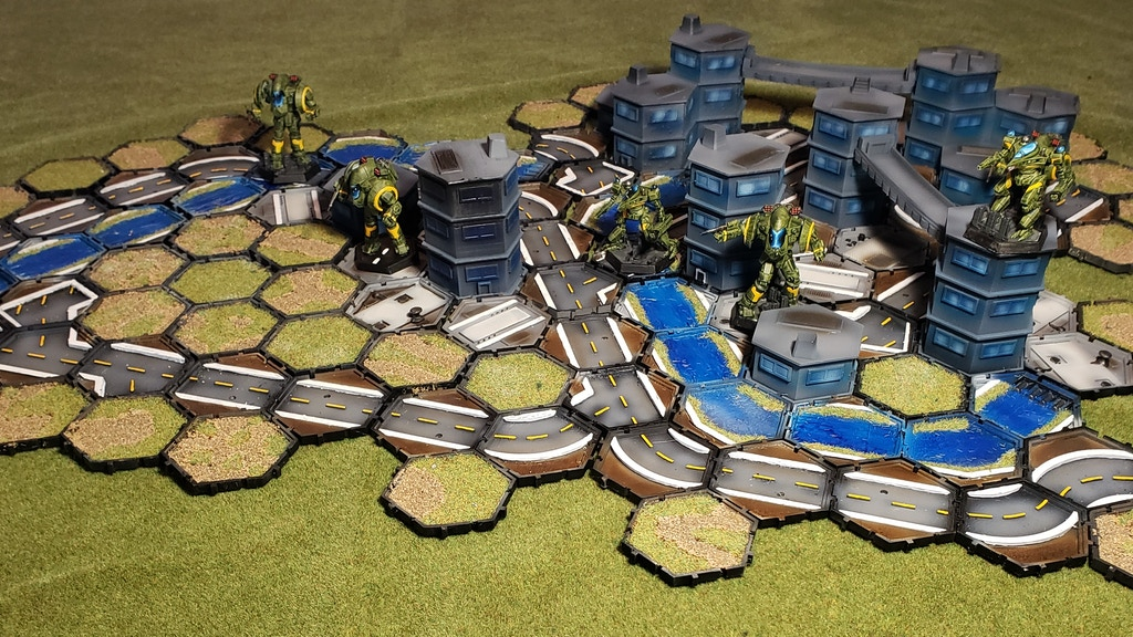 Terran Expanse Modular Hex Terrain Set project video thumbnail