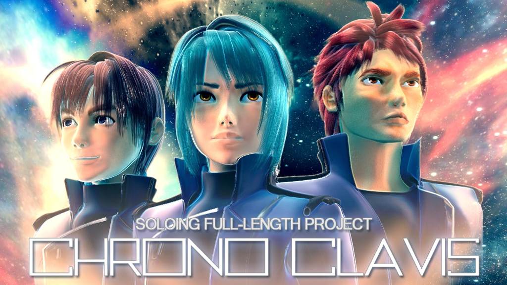 -CHRONO CLAVIS- project video thumbnail