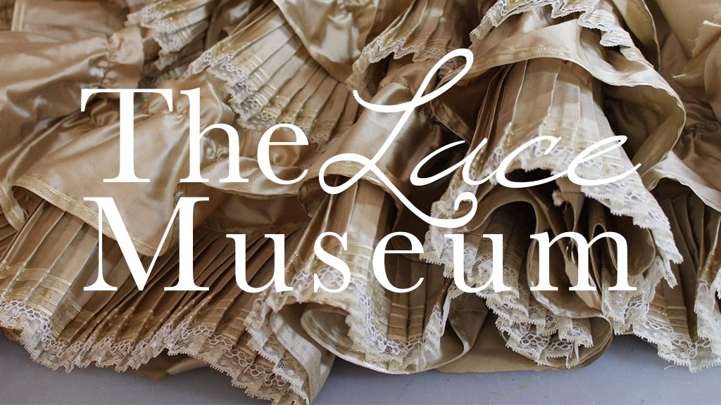 The Lace Museum: An Online Archive for Textile Ephemera project video thumbnail