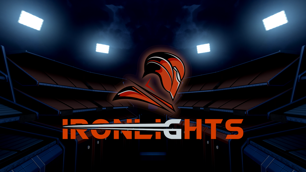 Ironlights project video thumbnail