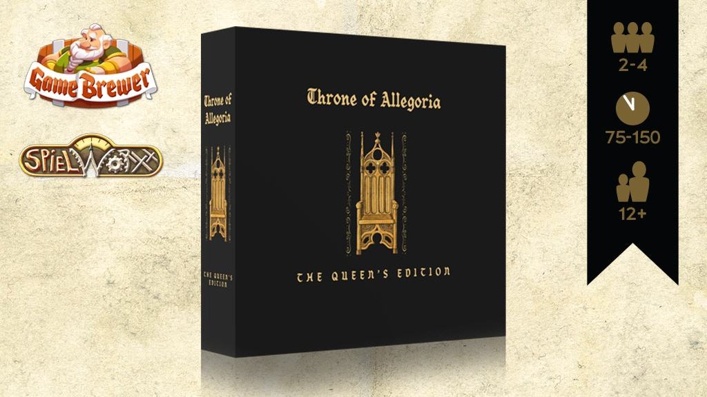 THRONES OF ALLEGORIA
