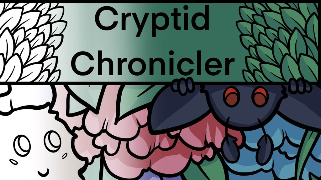 Cryptid Chronicler project video thumbnail