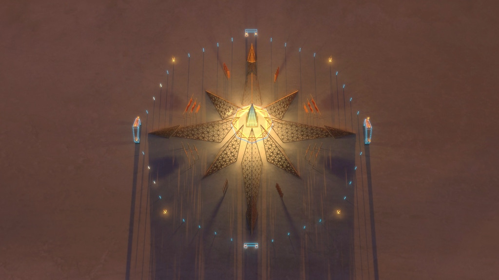 EMPYREAN 2020 Burning Man Temple project video thumbnail