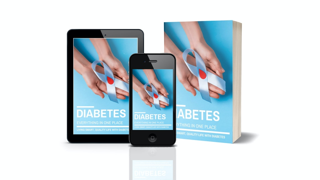 Project image for Diabetes 101: living smart, quality life with Diabetes