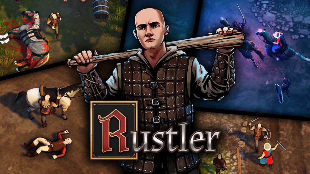 Rustler: Medieval Grand Theft... Horse? miniatura de video del proyecto