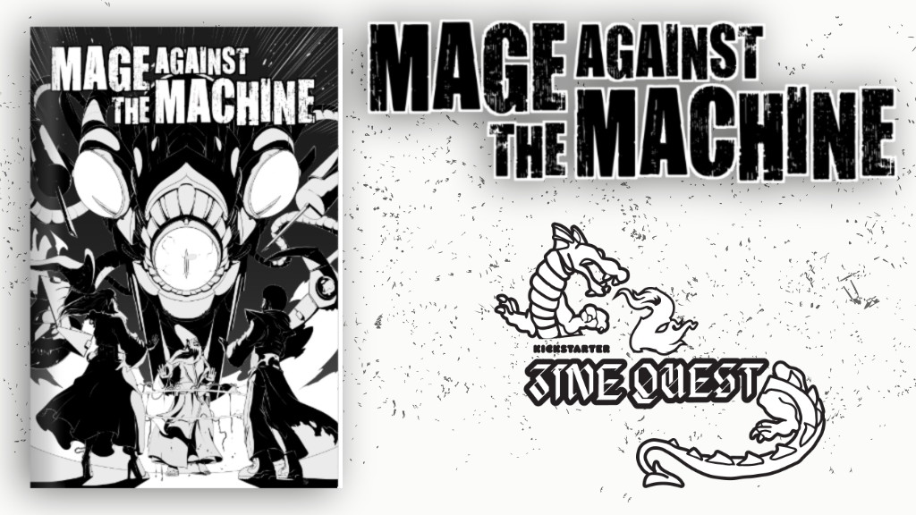 Project image for Mage Against the Machine