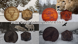 Pure Wood Family Banner Dice thumbnail