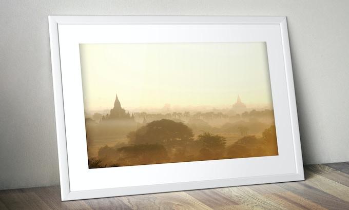 Kickstarter Reward: Framed Prints